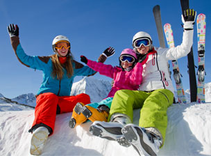 Ski and Snowboard Clothing