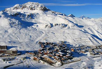 Tignes Ski Resort France