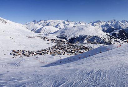 Alpe d'Huez - France