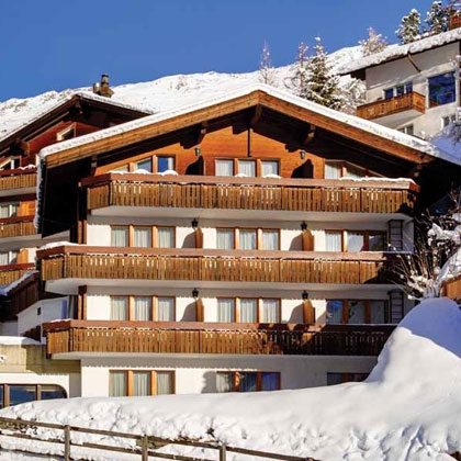 Hotel Alpen Royal