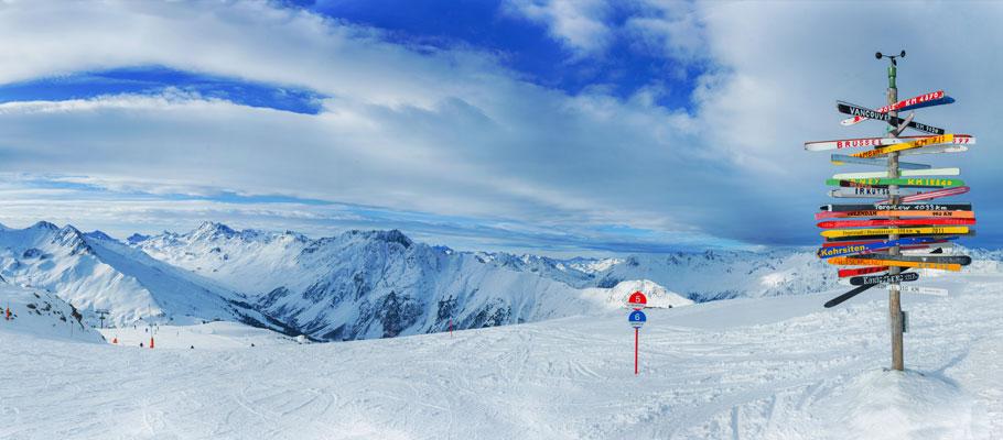 Austria Ski & Snowboard Resorts