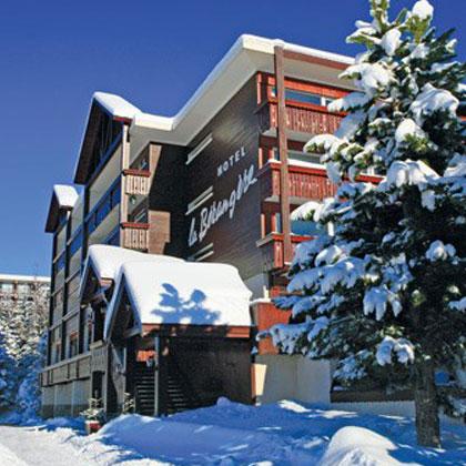 Chalet hotel Berangere