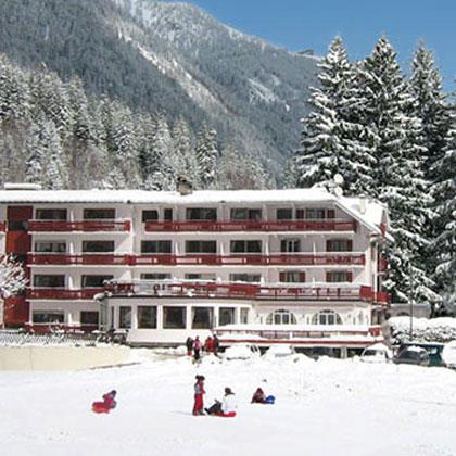 Chalet Hotel Sapiniere