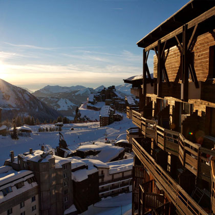 Club Med Resort Avoriaz