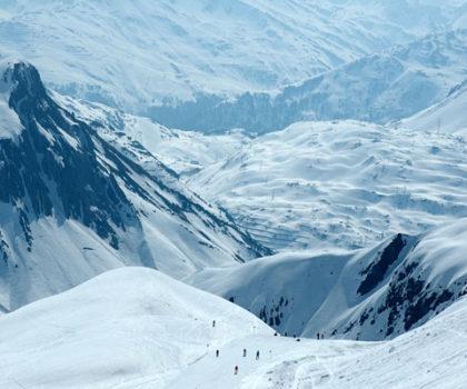 Extent Ski & Snowboard Resorts