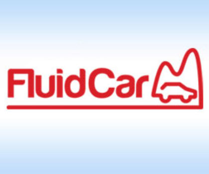 Fluid Car logo