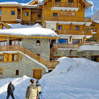 Hotel Le Gentiana