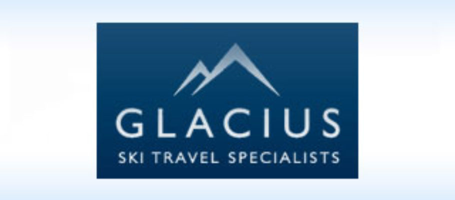 Glacius Travel logo