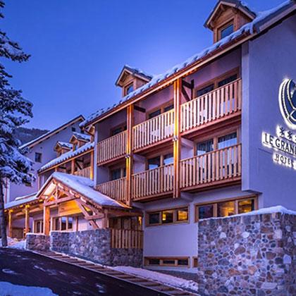 Grand Aigle Hotel & Spa