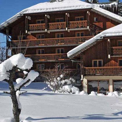 Hotel Les Lans
