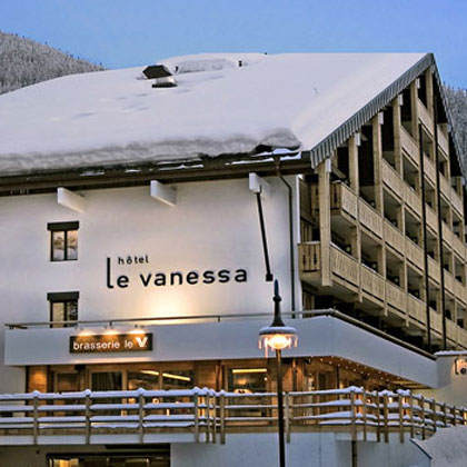 Hotel Vanessa