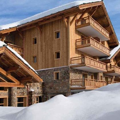 Le Cristal De L'Alpe Apartments