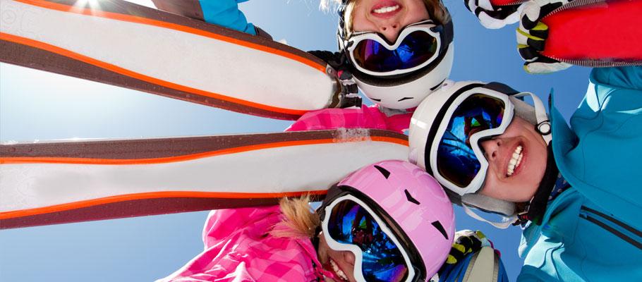 Mixed Ability Ski & Snowboard Resorts