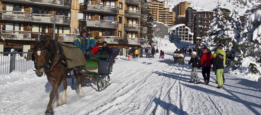 Non-skiers Ski & Snowboard Resorts
