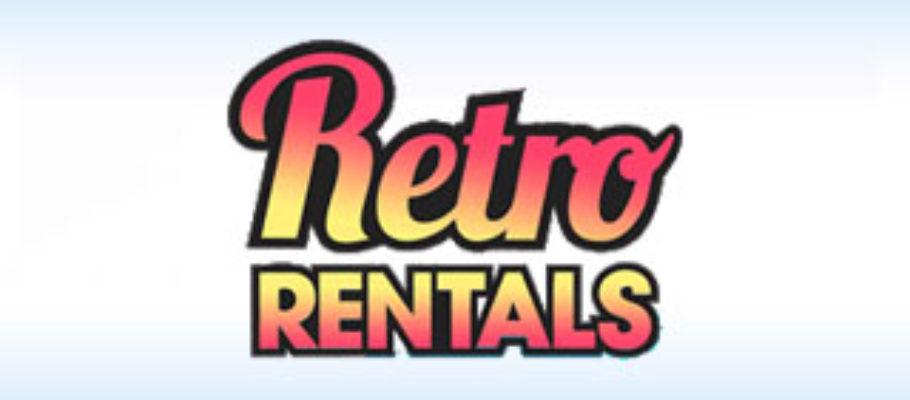 retro rentals logo