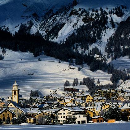 Saint Moritz Roi Soleil
