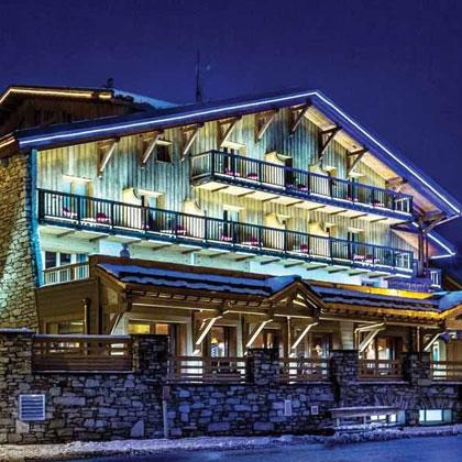 Hotel Le Samovar