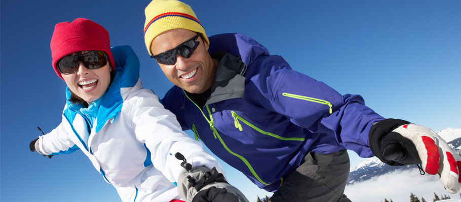 Hats, Gloves and Scarves Ski & Snowboard Resorts