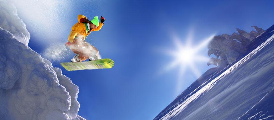 Snowboards Ski & Snowboard Resorts