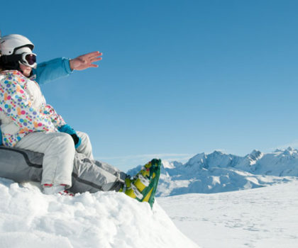Trousers and Ski Pants Ski & Snowboard Resorts