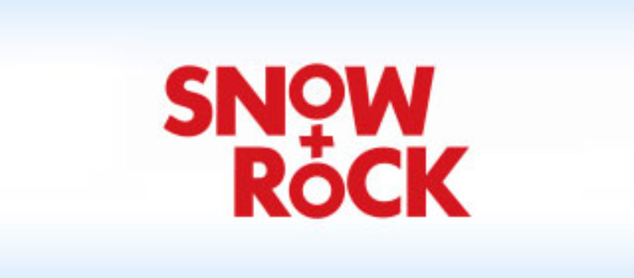 snow and rock logo