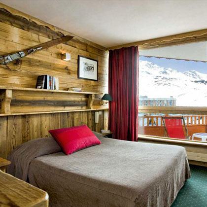 Hotel Des Trois Vallées