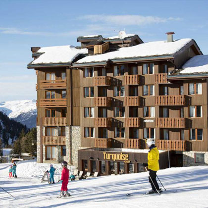 Chalet Hotel Turquoise