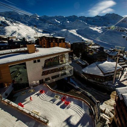 Val Thorens Sensations